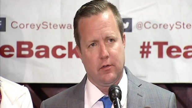 [DC] Corey Stewart: 'Too Close to Call'