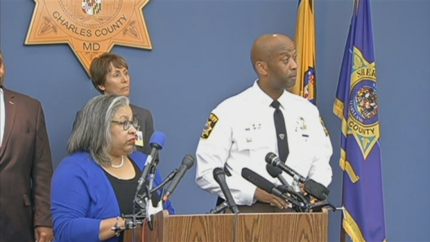 [DC] RAW VIDEO: Charles County Sex Abuse Press Conference