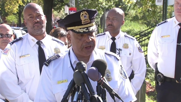 RAW VIDEO: Police Give Update on Howard U. Shooting Scare