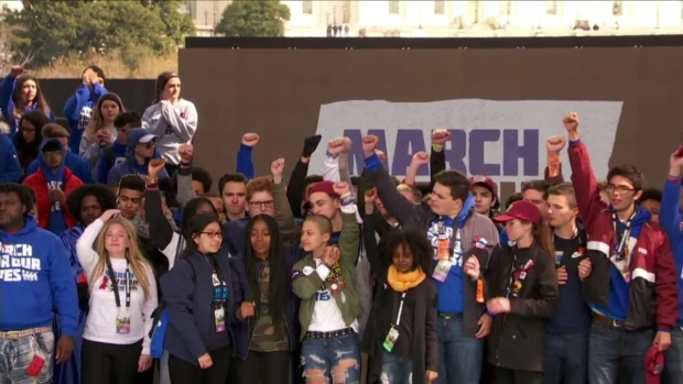 Final Words From Student Leaders of March for Our Lives