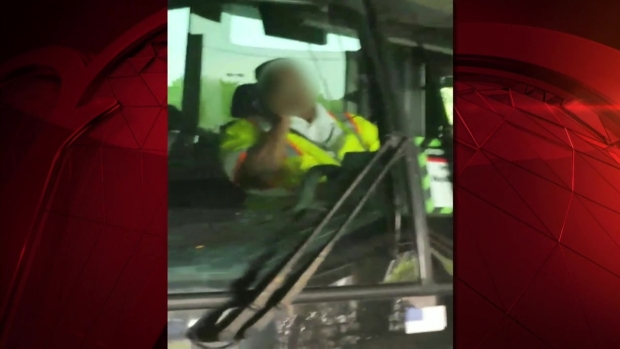 [DC] Metro's Union Shares Video of Shuttle Bus Driver on the Phone