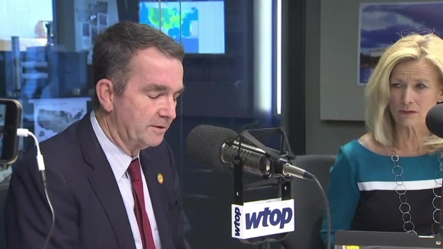 Raw Video: Virginia Governor Addresses Third-Trimester Abortions
