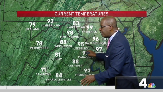 [DC] Evening Weather, July 21