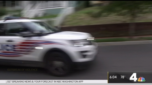 [DC] DC Police Dealing With Spike in Homicides