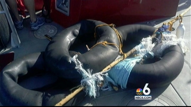 [MI] Cuban Migrant Rescued Off Key Biscayne on 43rd Birthday