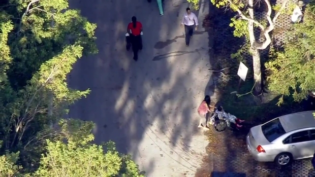 [NATL-MI] RAW: Hollywood Nursing Home Evacuated After Irma