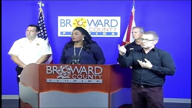 [NATL-MI] Broward Mayor Announces Deaths at Hollywood Nursing Home