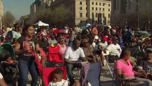 [DC] 'We've Come a Long Way': DC Celebrates Emancipation Day