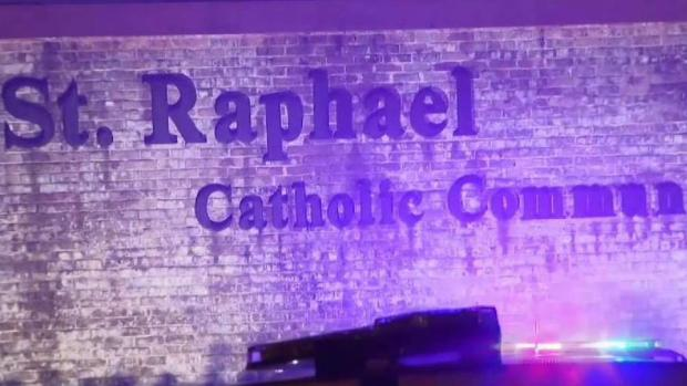 [DC] Woman Killed Outside Catholic Church