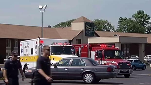 Woman Walks Into Virginia Hotel Lobby With Gunshot Wound