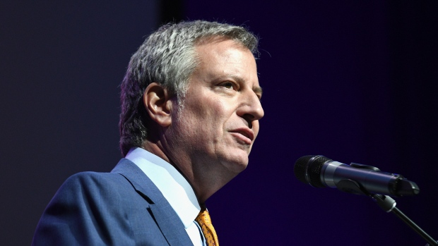 Everything Bill de Blasio Said During Night 1 of the Democratic Debate in Miami