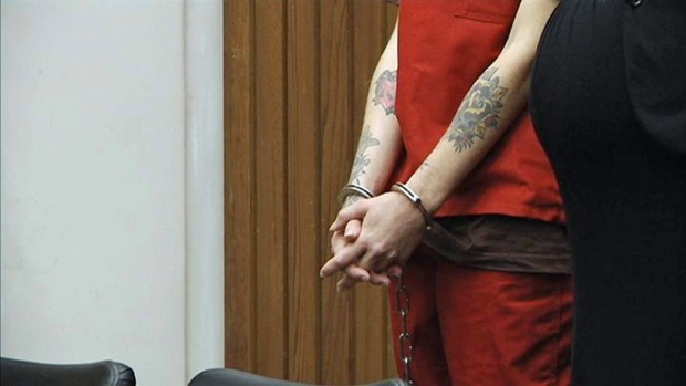 Photos: Alix Catherine Tichelman in Court