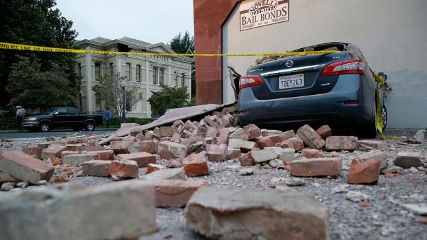 USGS Discusses 6.0 Napa Quake