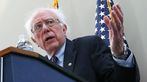 [NATL] Sanders Back on Campaign Trail With 2020 Presidential Run