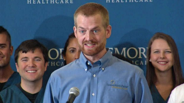 "[DFW]Brantly: ""I Am Thrilled to Be Alive"""