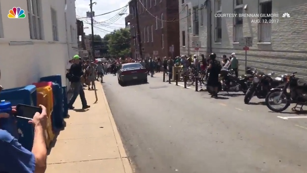 Charlottesville Police chief defends officers, police response at violent rally