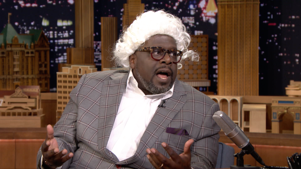 [NATL] Cedric the Entertainer Wants to Audition for 'Hamilton'