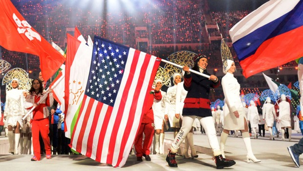 Best of the 2014 Sochi Olympics Closing Ceremony