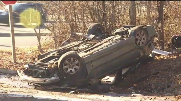 [DC] 3 Killed, 1 Injured in Seat Pleasant Crash