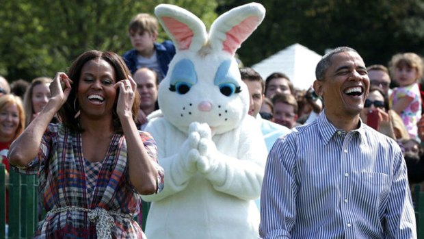 Photos: White House Easter Egg Roll