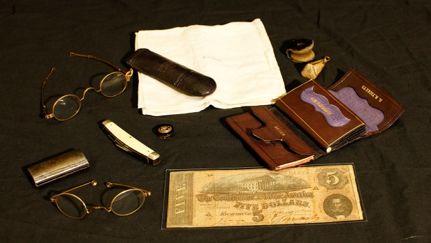 PHOTOS: Ford's Theatre Honors Lincoln With Exhibition, Displays Artifacts