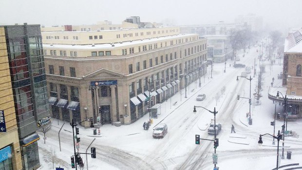 Viewers' March Snowstorm Pics