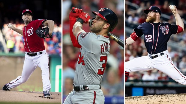Here Are the Starters & Nats Pitchers in the MLB All-Star Game
