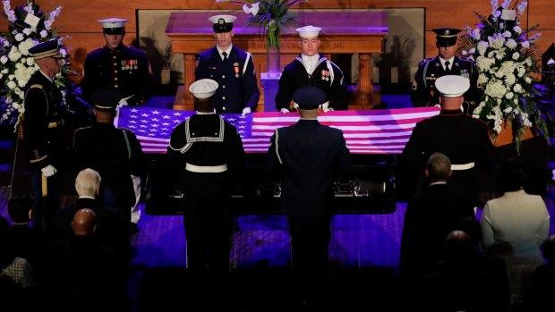 Elijah Cummings' Life Celebrated at Funeral in Baltimore
