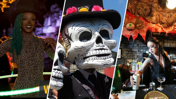 Get Scared: Find Halloween Events and Spooky Sites in the DMV All Month Long