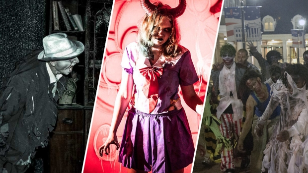 Get Spooked at These DC-Area Haunted Attractions