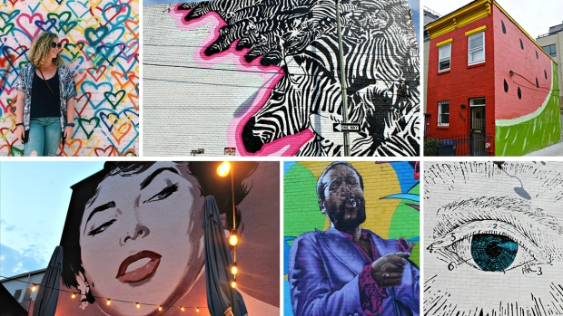 DC Street Art You'll Want to Post on Instagram ASAP