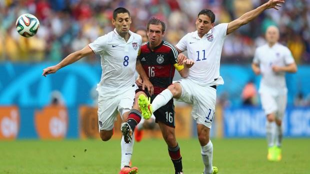 [NATL] World Cup Action: USA vs. Germany
