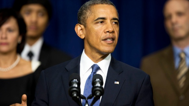 """[NATL- DC] Obama: """"We Are Facing Another Mass Shooting"""""""