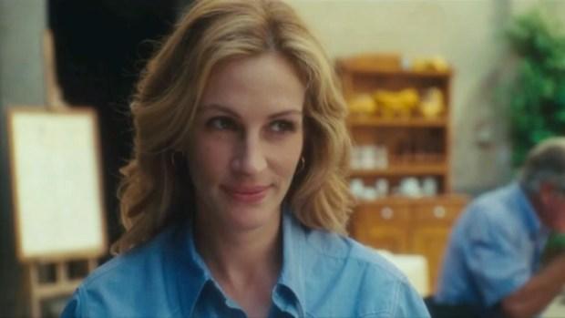 "[NATL] Julia Roberts' ""Eat, Pray, Love"" Trailer Drops"