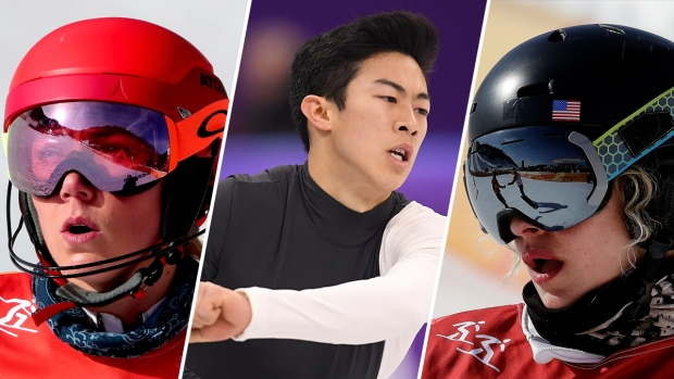 Feb. 16 Olympics Photos: Disappointing Showing for Team USA