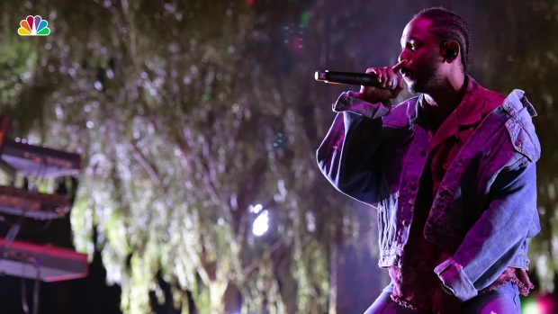 [NATL] Kendrick Lamar Wins Pulitzer for 'DAMN'