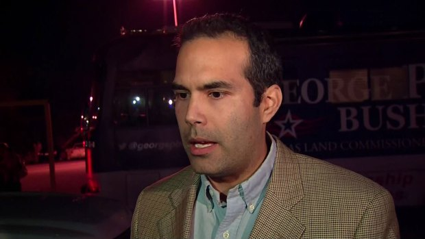[DFW] George P. Bush Ready for Land Commissioner Race