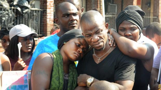 4 Children Killed in Massive Fire