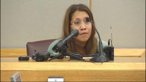 [DFW] Mom Who Glued Kid's Hands Testifies