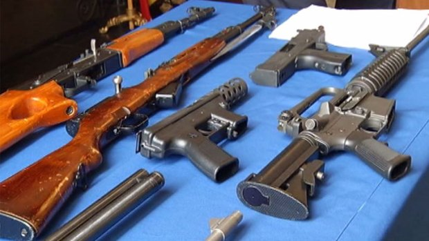 Gun Laws in Va. Up For Debate