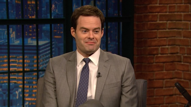 [NATL] 'Late Night': Bill Hader on Playing a Hit Man Who Wants to Be an Actor