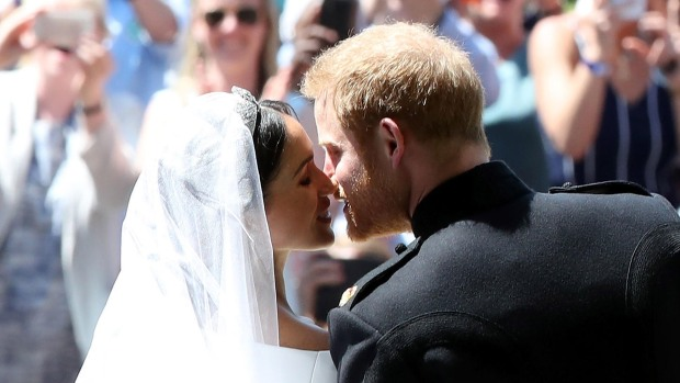 See All the Best Moments From the Royal Wedding