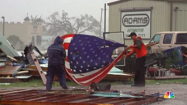 [NATL] Devastation, Heroes, Community: Texas Responds to Hurricane Harvey