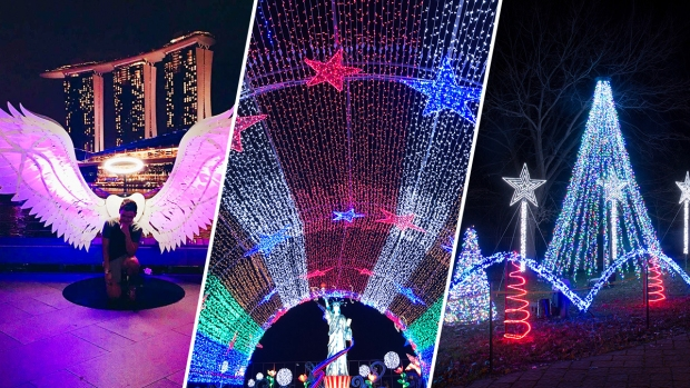 [DC] 10 Best Holiday Lights Displays in the DC Area