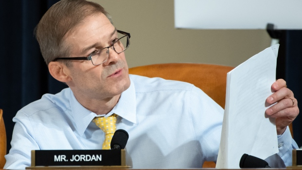 Jordan Presses Taylor on His 'Clear Understanding' of Link Between Military Aid and Investigating Bidens