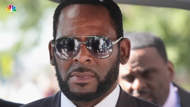 [NATL] R. Kelly Pleads Not Guilty, Denied Bail
