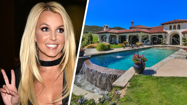 [NATL-LA]Britney Spears' Spanish-Style Resort Home Sells for $7 Million