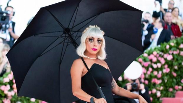 [NATL-NY] Met Gala 2019: See Lady Gaga's Incredible, 16-Minute Entrance
