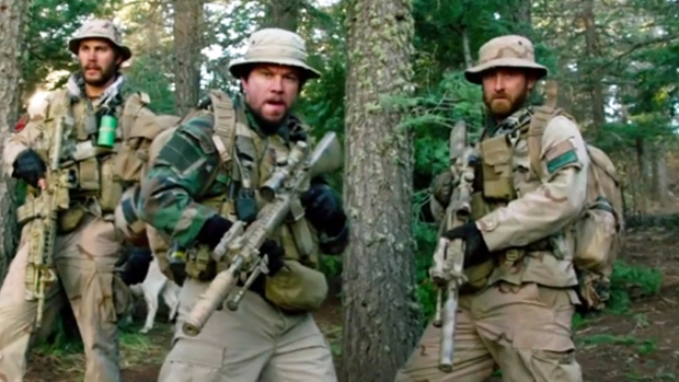 "[NEWSC] Mark Wahlberg Talks New Film ""Lone Survivor"""