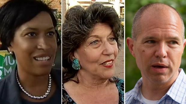 [DC] Personalities Debated at D.C. Mayoral Forum